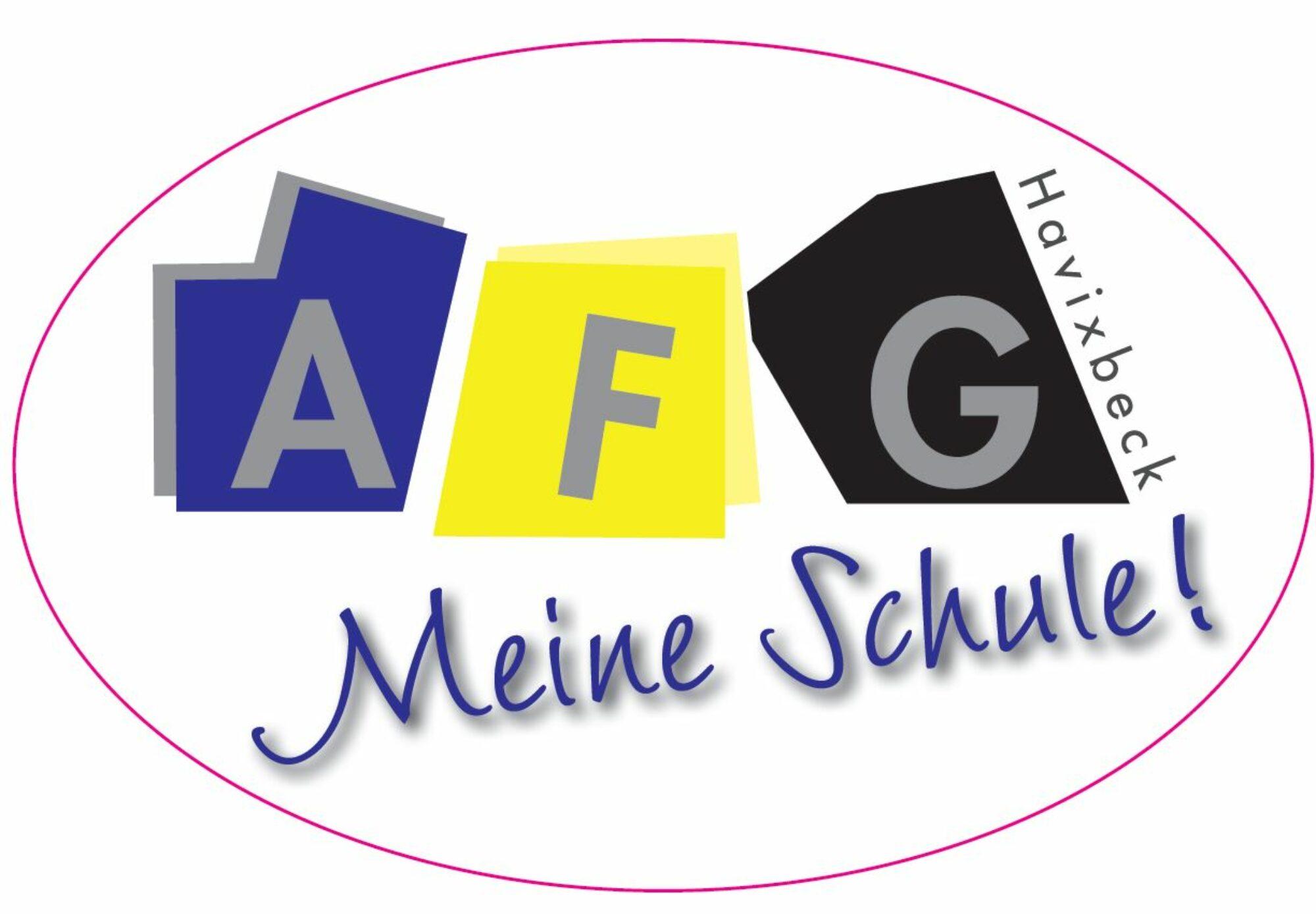 Die Klassen von Gabriele Schneider und Robert Hülsbusch